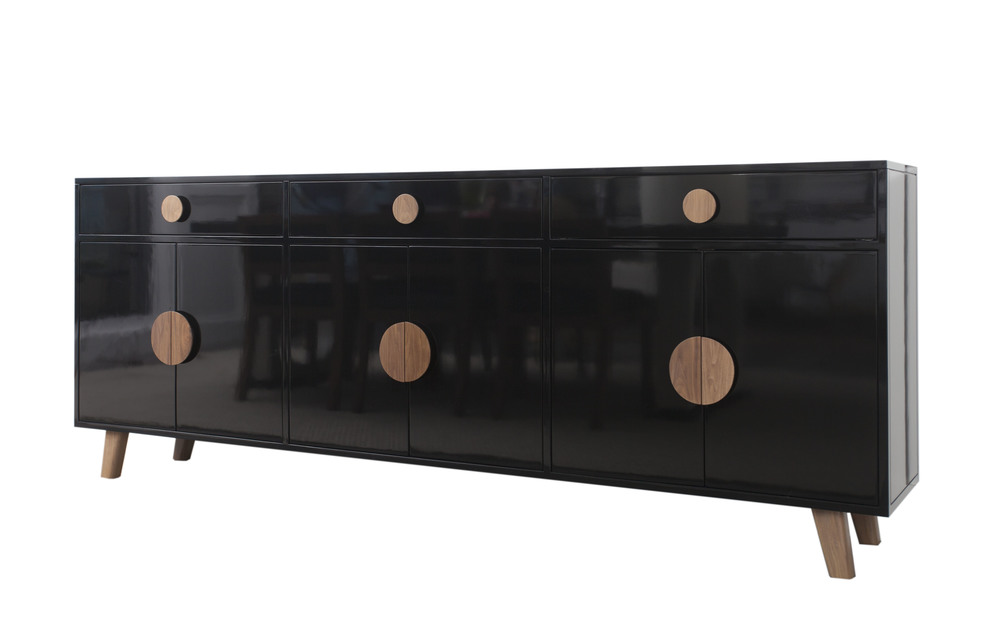 The Modern Sideboard