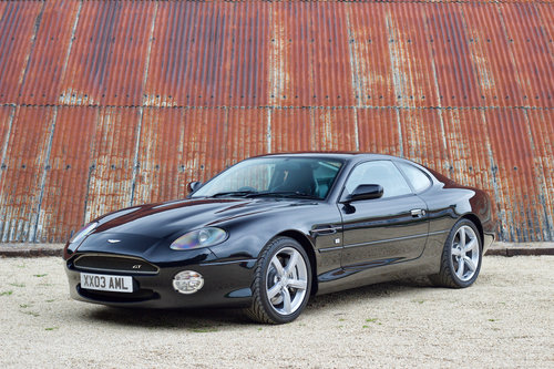 2003 Aston Martin Db7 Gt Cotswold Collectors Cars