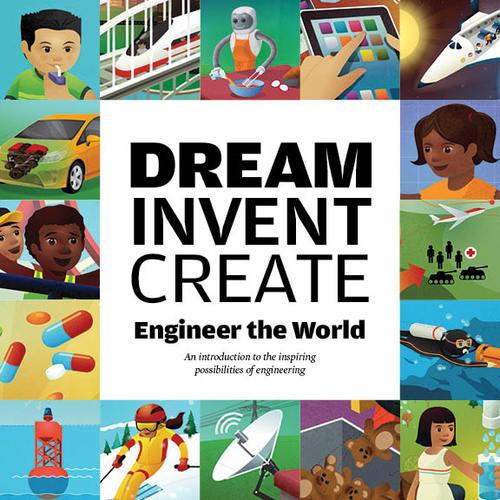 Dream Invent Create