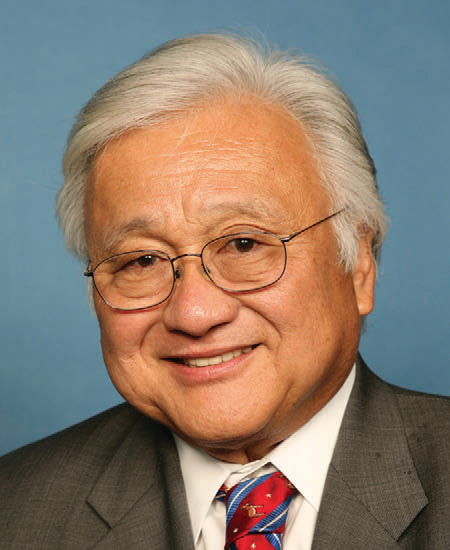 Representative Mike Honda