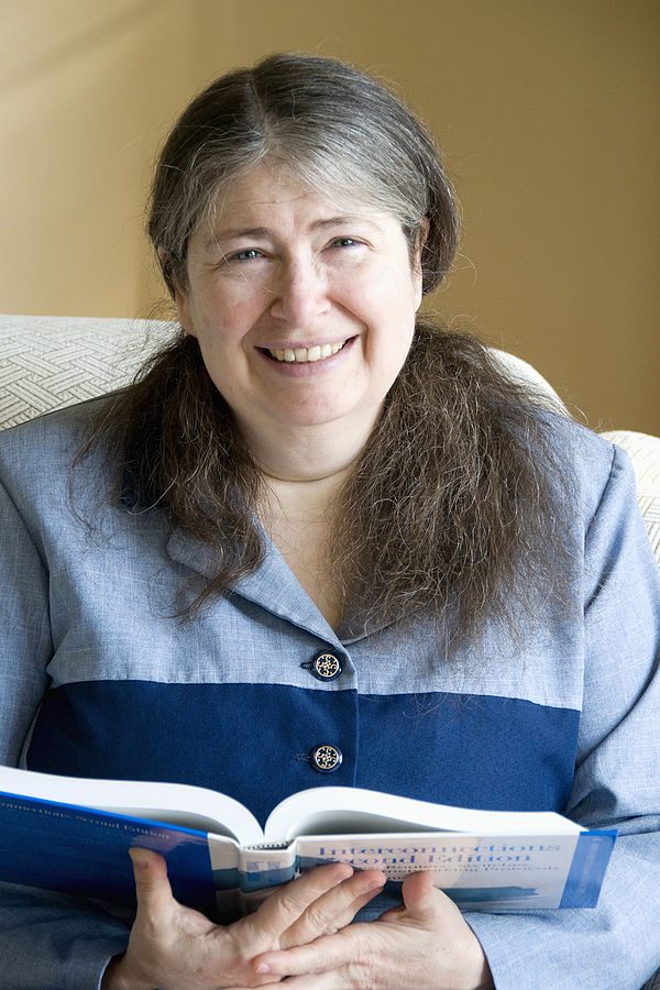 Radia Perlman, Internet Hall of Fame member. Scientist 100,  used by permission
