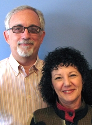 Freada and Mitch Kapor