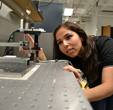 At schools like the University of Texas, El Paso, increasing numbers of Hispanics are earning engineering degrees.