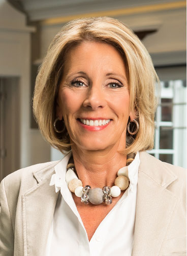 Betsy DeVos, the new administration's choice for Secretary of Education, has pushed changes to education in Michigan, to less-than-stellar results.