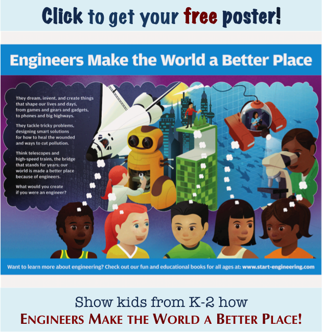 Posters come as a free downloadable file.