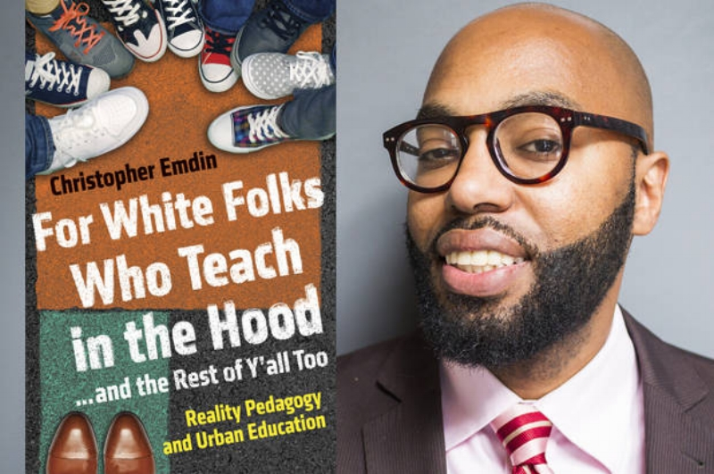 Founder of HipHopEd, Chris Emdin is also the author of Urban Science Education for the Hip-Hop Generation.