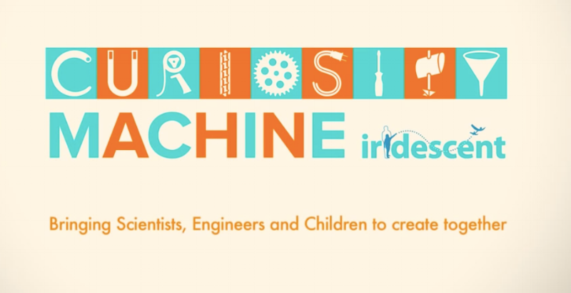 The Curiosity Machine provides a rich, online environment for families interested in bringing engineering into their home lives.