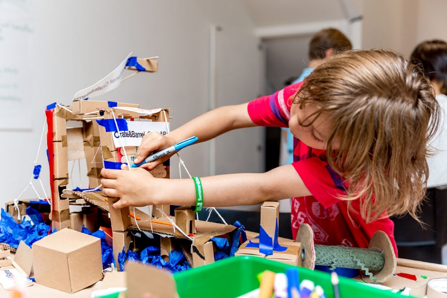 The momentum behind engineering in K-12 keeps building. Our new company, Engineers On Deck, is aimed at helping teachers join in on this fun.