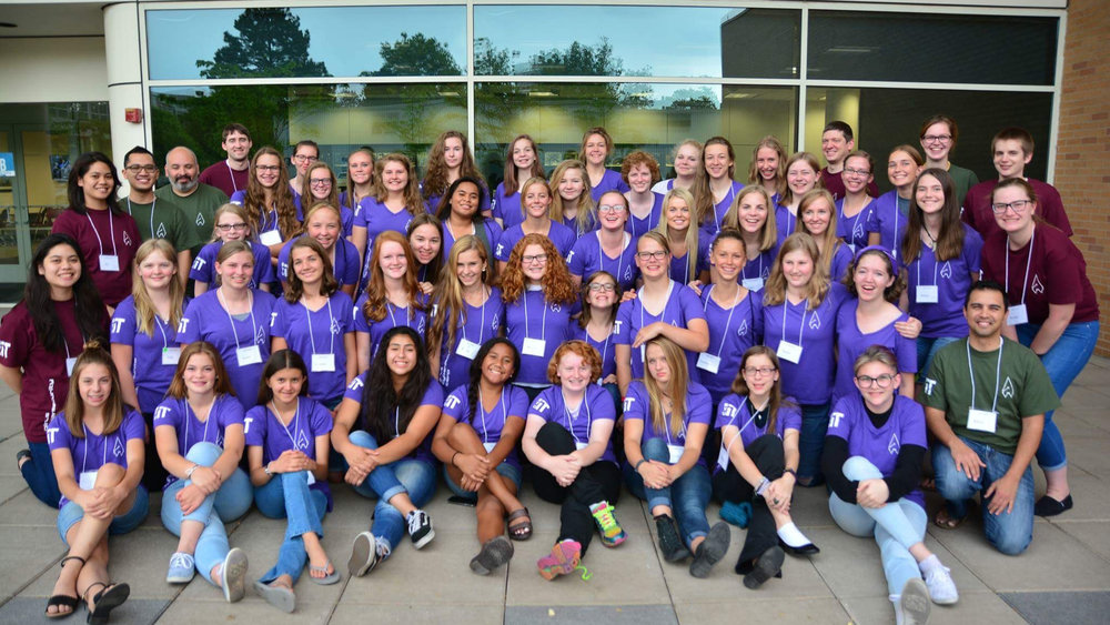 The BYU Cybersecurity Research Lab runs a popular camp for girls. Started in 2015, it has proven effective at launching alumnae into the field.