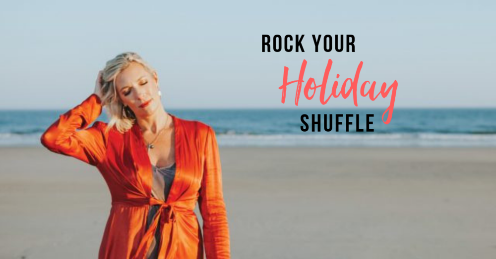 Rock Your Holiday Shuffle CarrieMontgomery.com