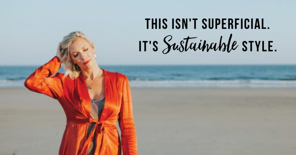 CarrieMontgomery.com Carrie Montgomery This isn't Superficial. It's Sustainable Style.