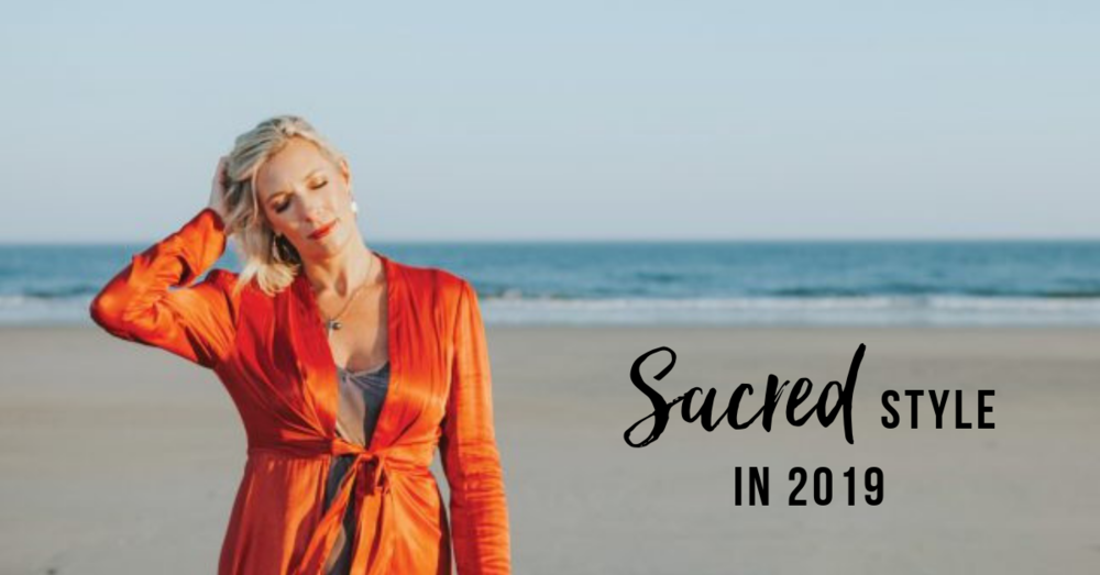 Sacred Style in 2019 Carrie Montgomery