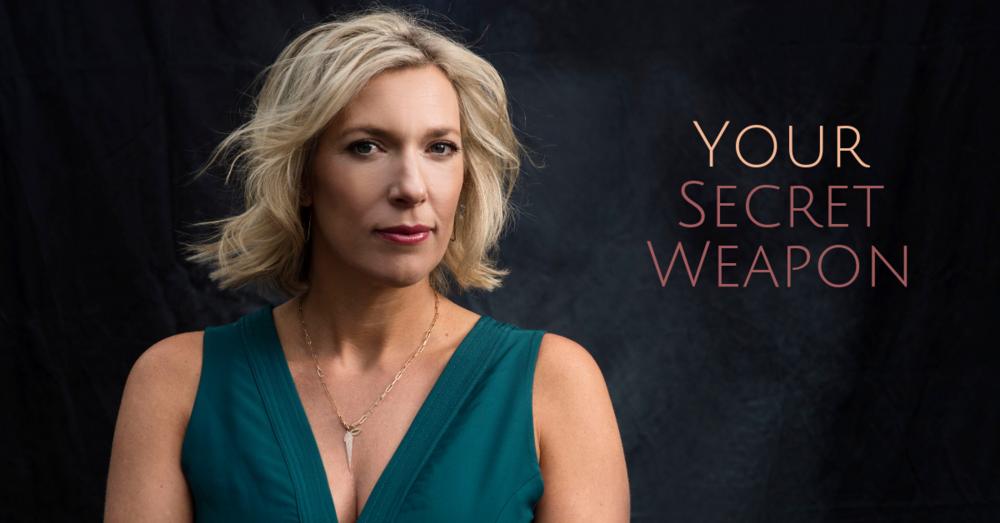 Your Secret Weapon Blog CarrieMontgomery.com