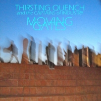 """Knee-Jerk Cookout"" (originally ""This Way To..."")  by Thirsting Quench and the Captains of Industry from   Moving Gates"