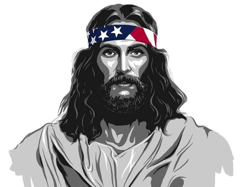 Rowdy Jesus