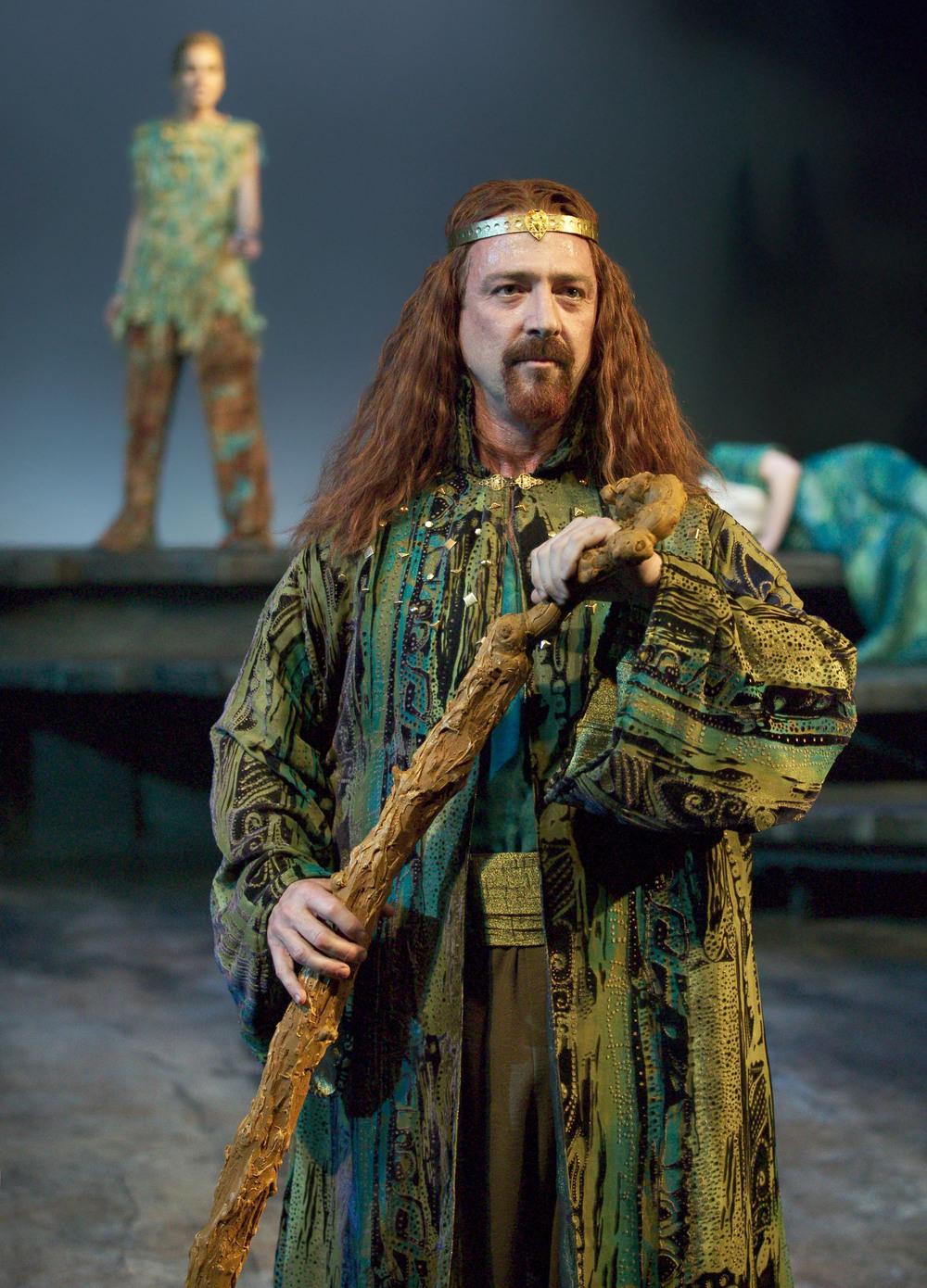 Robertson Dean as Prospero
