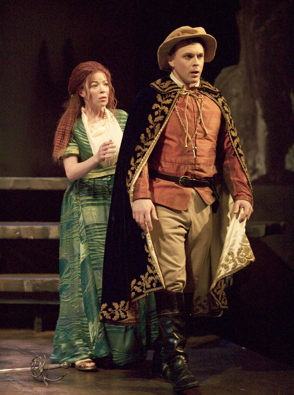 Miranda & Prince Ferdinand