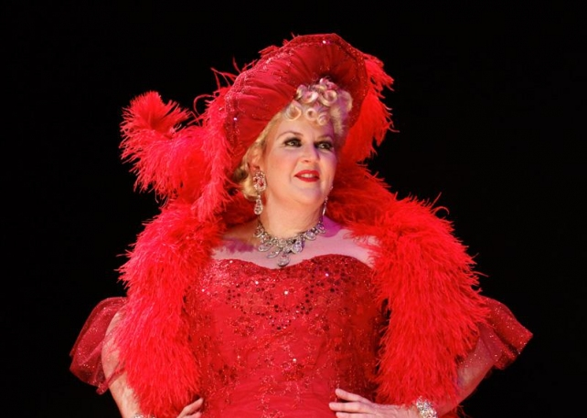 Mae West ensemble
