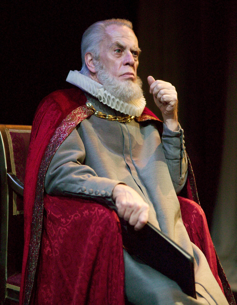 Apollo Dukakis as the Duke of Venice