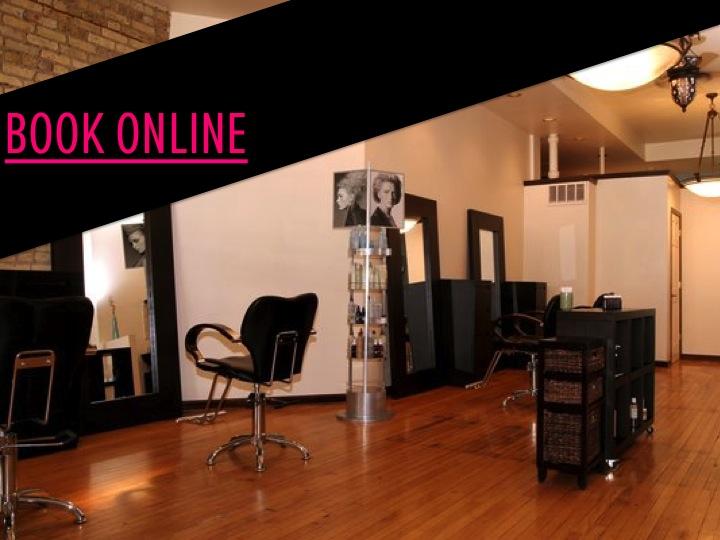 Pick #2 - A Haircut with Danny at Salon V