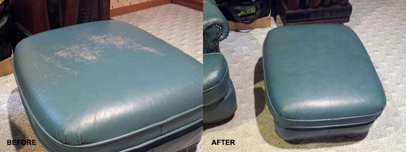 Leather Couch Scratch Repair and Restoration Oakland County, MI - Leather Couch Scratch Repair and Restoration Macomb County, MI - Leather Couch Scratch Repair and Restoration Wayne County, MI