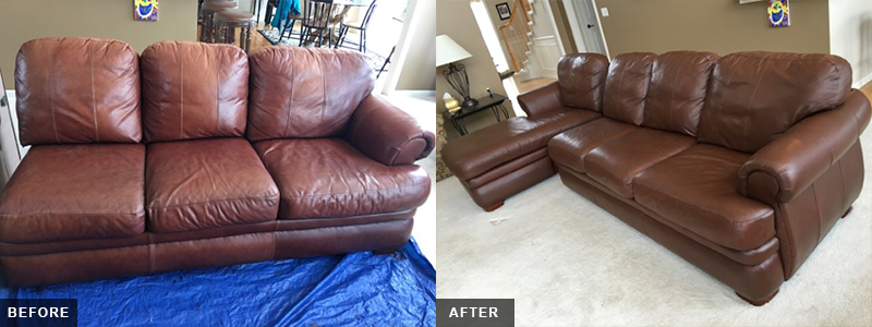 Leather chase lounge Fatigue Repair and Restoration Oakland County, MI - Leather chase lounge seat Fatigue Repair and Restoration Macomb County, MI - Leather chase lounge seat Fatigue Repair and Restoration Wayne County, MI