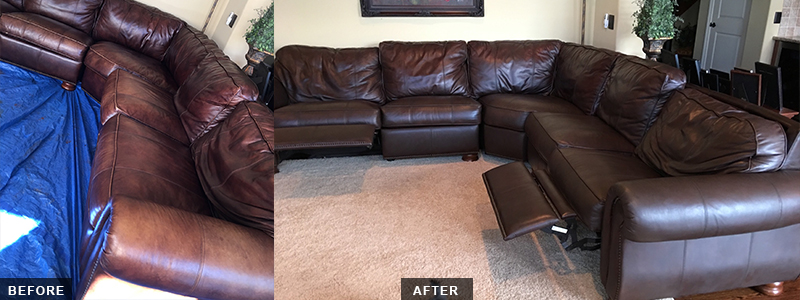 Leather Couch Repair and Restoration Oakland County, MI - Leather Couch Repair and Restoration Macomb County, MI - Leather Couch Repair and Restoration Wayne County, MI