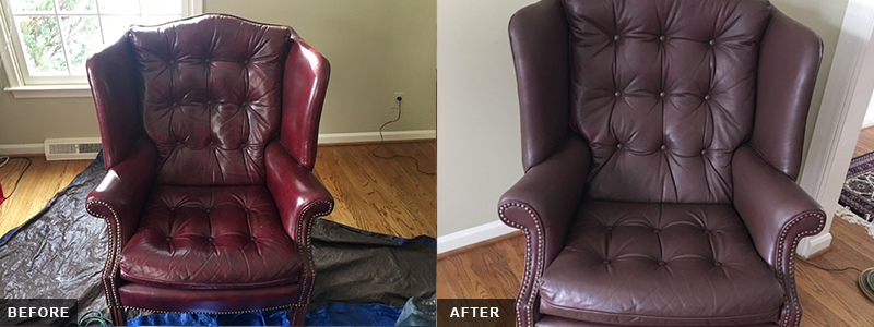 Leather Reading Chair Fatigue Repair and Restoration Oakland County, MI - LeatherReading Chai Fatigue Repair and Restoration Macomb County, MI - Leather Reading Chai Fatigue Repair and Restoration Wayne County, MI