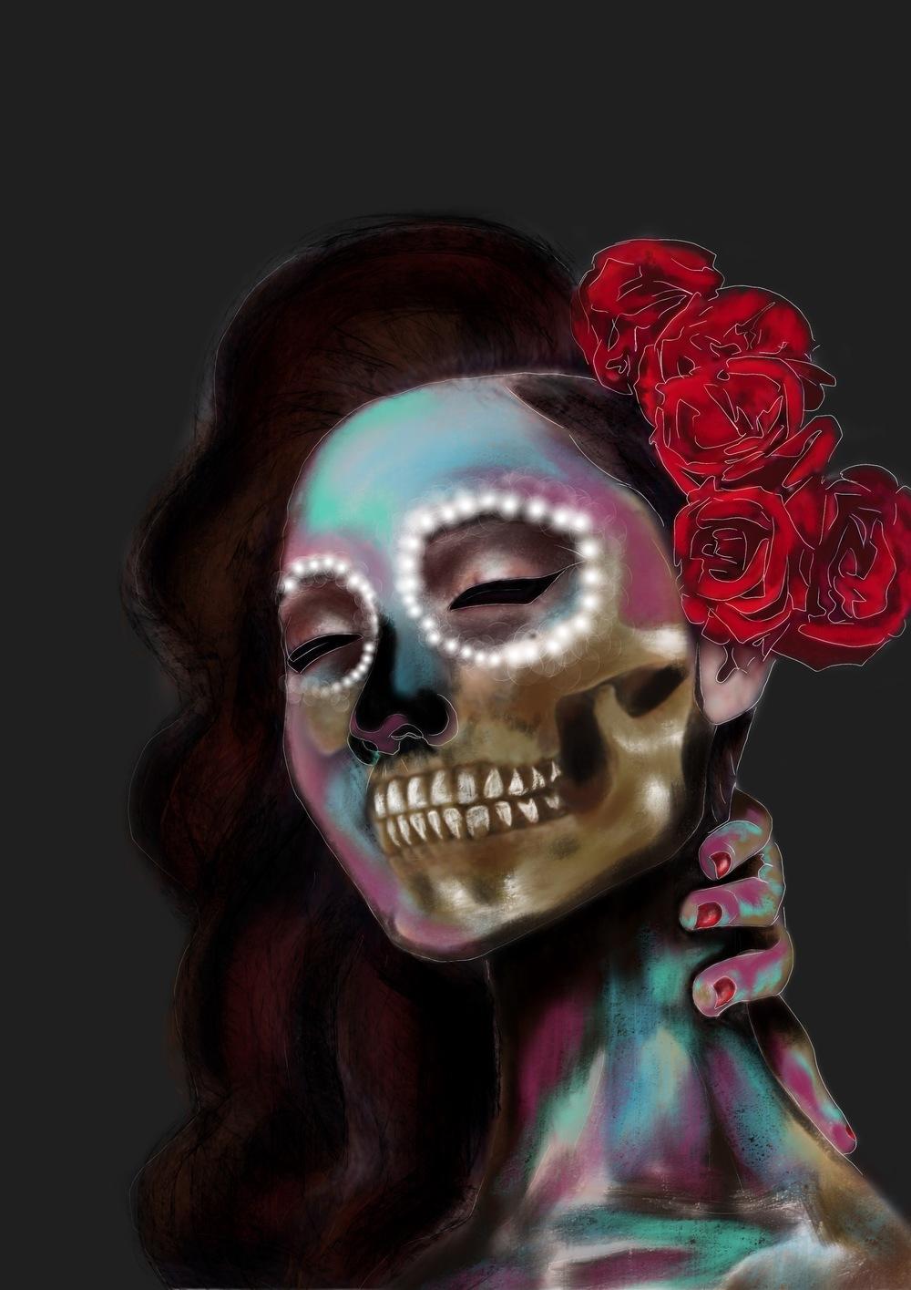 La Rosa Rojo