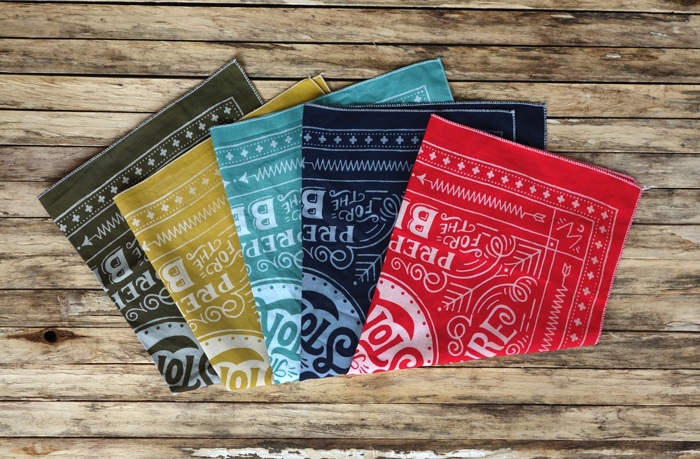 color samples winter cabin bandanas on wood.jpg