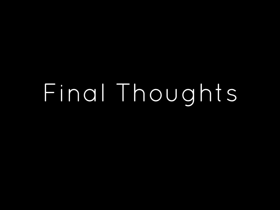 final thoughts the director georgetown chi alpha