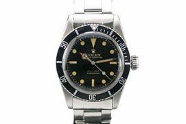 Rolex Submariner model 6538