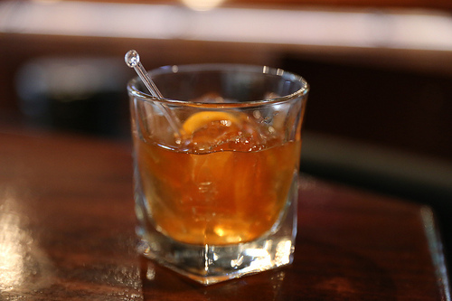 Don Draper's Old Fashioned