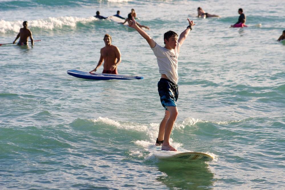 Surf Learner