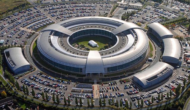 Government Communications Head Quarters - GCHQ (aka the Doughnut)Hubble Rd, Cheltenham, UK