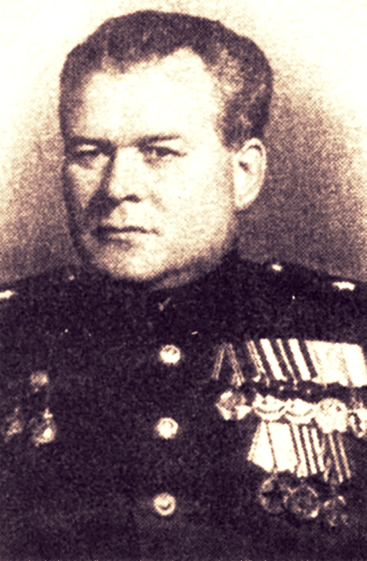 Vasili  Blokhin - 1895 - 1955Soviet Russian Major-General who served as the chief executioner of the Stalinist NKVD under the administrations of Genrikh Yagoda, Nikolai Yezhov, and Lavrentiy Beria.