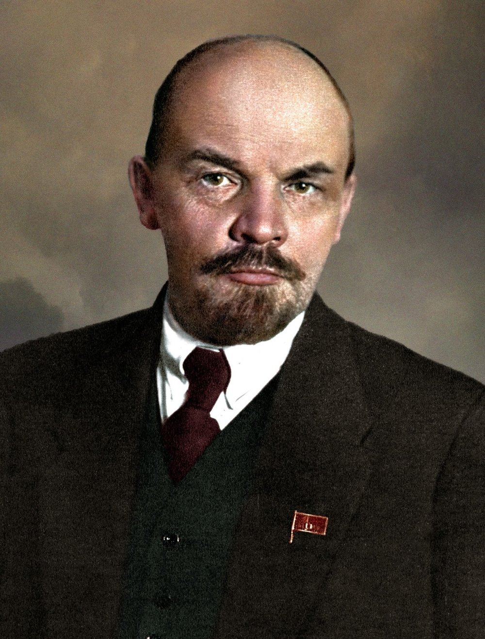 Vladimir Ilyich Lenin Portrait