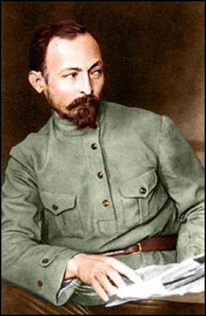 Felix Dzerzhinsky Portrait