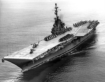 USS Randolph (CV-15)