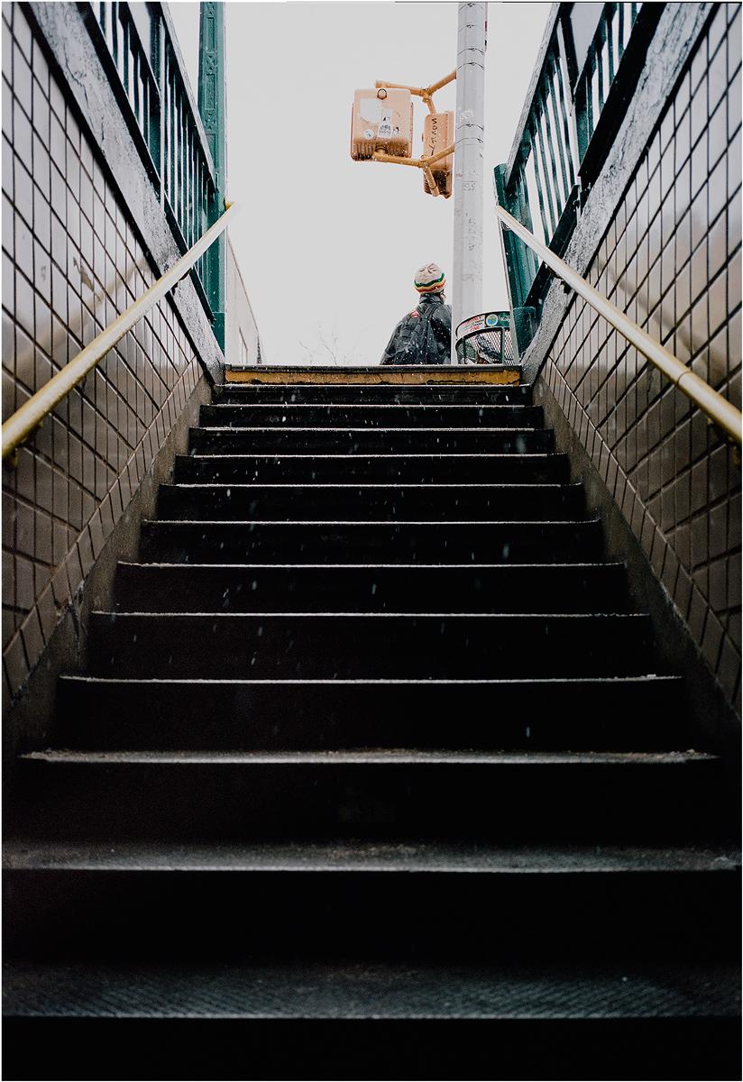 Brooklyn Subway - New York
