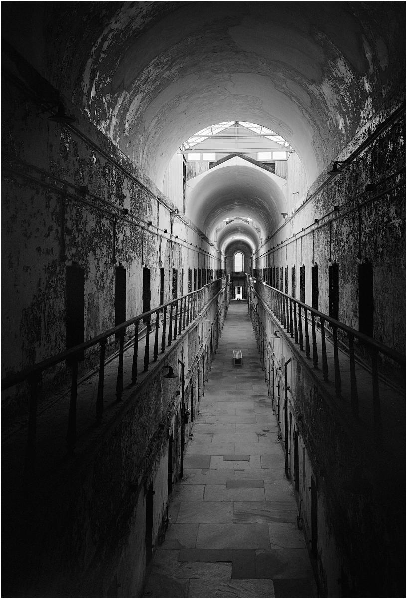 Eastern State Penitentiary - Philidelphia