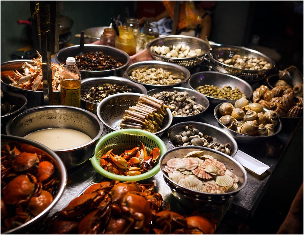 Food Cart - Vietnam
