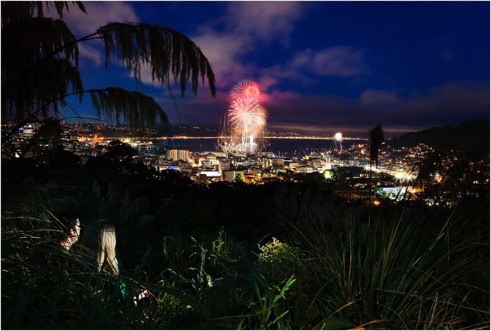 Wellington Fireworks