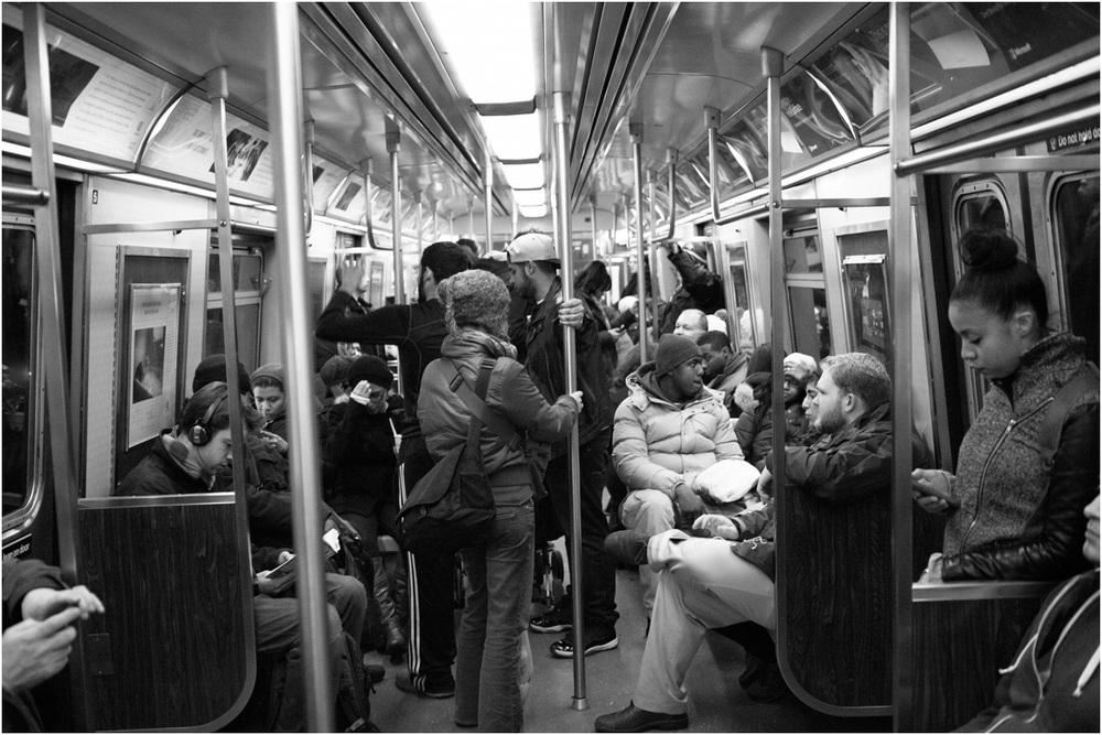 Subway - New York