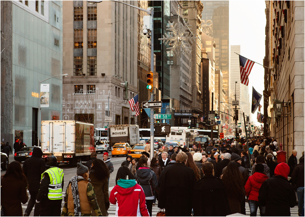 5th Avenue - New York