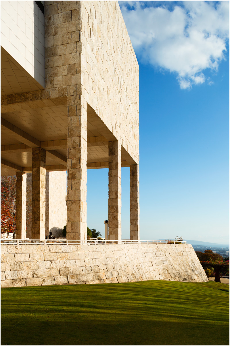J. Paul Getty Museum - Los Angeles