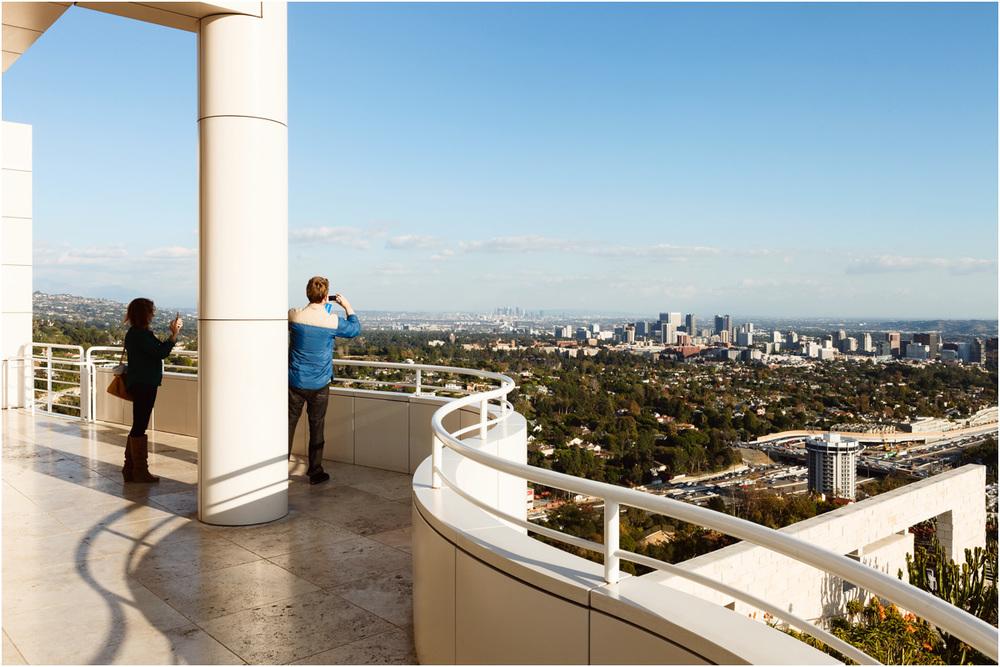 J. Paul Getty Museum - Los Angeles