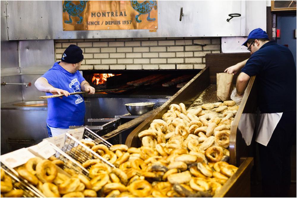 Bagels - Montreal
