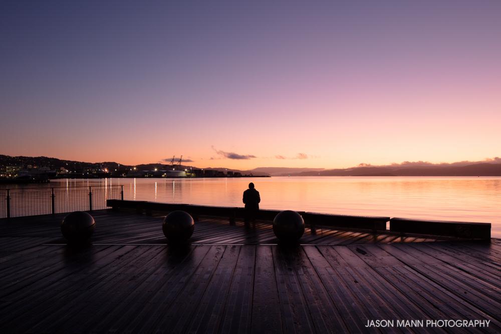 Sunrise Wellington Waterfront