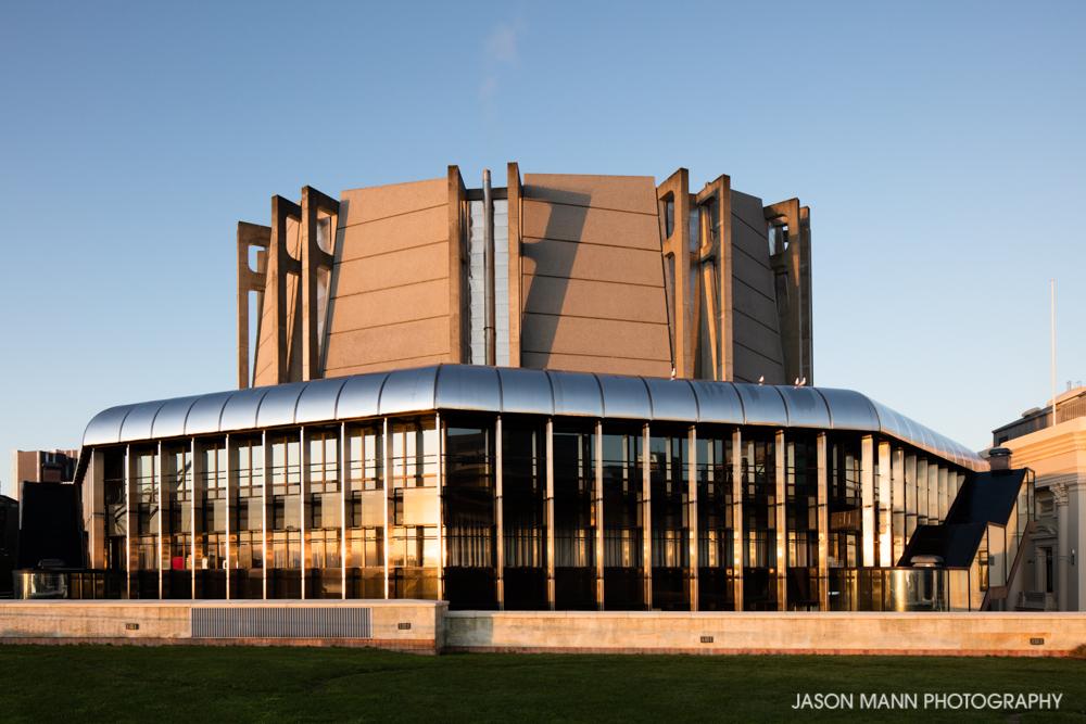 Michael Fowler Centre by Warren & Mahoney